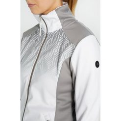 Icepeak CANDY Kurtka z polaru optic white. Białe kurtki sportowe damskie Icepeak, z materiału. W wyprzedaży za 209,30 zł.