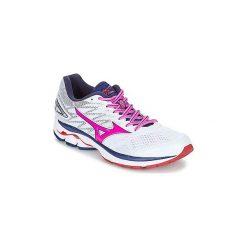 Buty do biegania Mizuno  WAVE RIDER 20 (W). Czerwone buty do biegania damskie marki Mizuno. Za 511,20 zł.