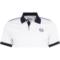 Koszulki sportowe męskie: sergio tacchini CLUB TECH Koszulka polo white