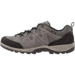 Ecco YURA Obuwie hikingowe black/titanium. Szare buty trekkingowe damskie ecco, z materiału, outdoorowe. W wyprzedaży za 419,30 zł.