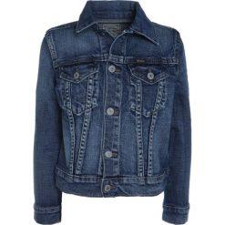 Polo Ralph Lauren TRUCKER OUTERWEAR Kurtka jeansowa bassett wash. Niebieskie kurtki chłopięce Polo Ralph Lauren, z bawełny. W wyprzedaży za 351,20 zł.