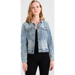 Bomberki damskie: s.Oliver RED LABEL Kurtka jeansowa blue denim