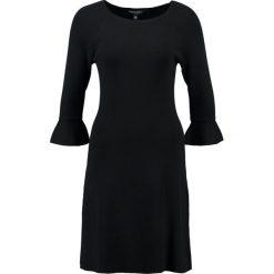 Sukienki: Dorothy Perkins FLUTE SLEEVE  Sukienka dzianinowa black