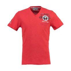 """T-shirty chłopięce z nadrukiem: Koszulka """"Javigation"""" w kolorze czerwonym"""