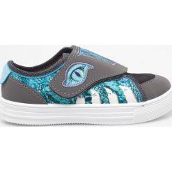 Befado - Tenisówki dziecięce. Szare buty sportowe chłopięce Befado, z gumy. W wyprzedaży za 29,90 zł.