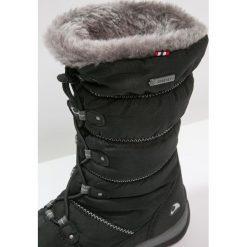 Viking JADE GTX Śniegowce black/grey. Czarne buty zimowe damskie Viking, z kauczuku. W wyprzedaży za 279,30 zł.