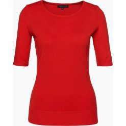 Marie Lund - Sweter damski, czerwony. Czerwone swetry klasyczne damskie Marie Lund, s, z dzianiny. Za 149,95 zł.
