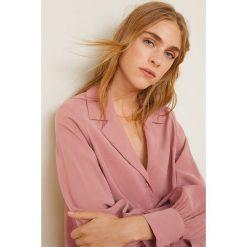 Mango - Koszula Gelatto. Różowe koszule damskie marki Mango, l, z poliesteru, z długim rękawem. Za 139,90 zł.