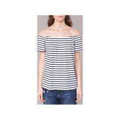 T-shirty z krótkim rękawem Moony Mood  GIVALO. Białe t-shirty damskie Moony Mood, m. Za 71,20 zł.