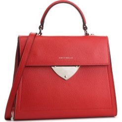 Torebka COCCINELLE - D05 B14 E1 D05 18 03 01 Coquelicot R09. Czerwone torebki klasyczne damskie Coccinelle, ze skóry. Za 1399,90 zł.