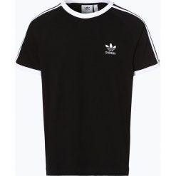 Adidas Originals - T-shirt męski, czarny. Czarne t-shirty męskie adidas Originals, m, z haftami. Za 139,95 zł.