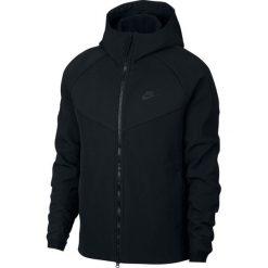 Kurtka Nike NSW Tech Pack Jacket Hooded Woven (928551-010). Czarne kurtki męskie Nike, m, z materiału. Za 482,99 zł.