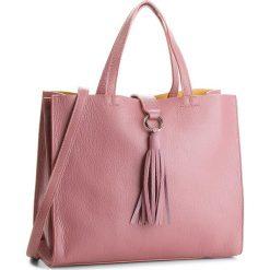 Torebka CREOLE - K10519 Fiolet. Czerwone torebki klasyczne damskie Creole, ze skóry. W wyprzedaży za 229,00 zł.