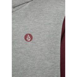 Volcom ZIP Bluza rozpinana grey. Szare bluzy chłopięce rozpinane marki Volcom, z bawełny. W wyprzedaży za 197,10 zł.