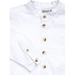 Bluzki dziewczęce: Wheat BABY POCKET  Koszula white