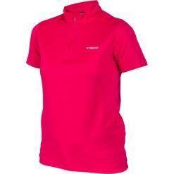 Brugi Koszulka damska 2KA6 265-ROSSO różowa r. XL. Czerwone bluzki asymetryczne Brugi, xl. Za 50,65 zł.
