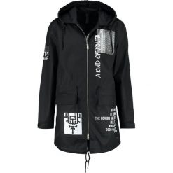 Parki męskie: Brooklyn's Own by Rocawear Parka black