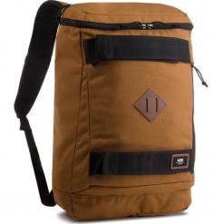 Plecak VANS - Hooks Skatepack VN0A3HM2RBT Rubber. Brązowe plecaki męskie Vans, w paski, z materiału. W wyprzedaży za 169,00 zł.