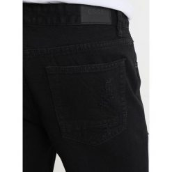 Jeansy męskie regular: Cayler & Sons HEAVY CUT SID Jeansy Relaxed Fit black
