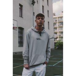 Bluza Hoodie Classic Ashen Gray. Czarne bluzy męskie rozpinane marki Pakamera, m, z kapturem. Za 229,00 zł.
