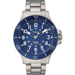 Timex - Zegarek TW2R46000. Czarne zegarki męskie marki Fossil, szklane. Za 539,90 zł.