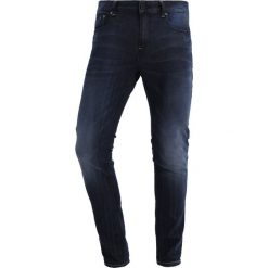 Spodnie męskie: Scotch & Soda SKIM  Jeans Skinny Fit blauw me away