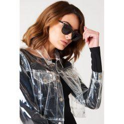 Okulary przeciwsłoneczne damskie: Christopher Cloos Okulary przeciwsłoneczne Paloma – Grey