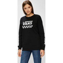 Vans - Bluza. Czarne bluzy męskie rozpinane marki Only Play, l, z bawełny, bez kaptura. W wyprzedaży za 179,90 zł.