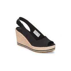 Sandały Timberland  NICE COAST SLINGBACK. Czarne sandały damskie marki Timberland. Za 319,20 zł.