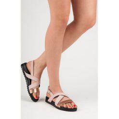 Sandały damskie: Sandały zapinane na sprzączkę vinceza MADISON