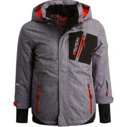 Killtec YANNICK  Kurtka narciarska grau melange. Niebieskie kurtki chłopięce sportowe marki bonprix, z kapturem. W wyprzedaży za 343,20 zł.