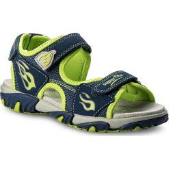 Sandały SUPERFIT - 2-00175-88 D Water Kombi. Różowe sandały męskie skórzane marki Superfit. Za 254,00 zł.