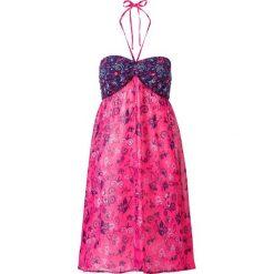 Sukienki hiszpanki: Sukienka plażowa bonprix różowy