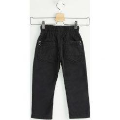 Chinosy chłopięce: Ciemnoszare Spodnie Good Basic