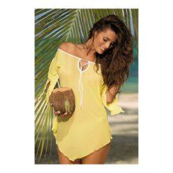 Tuniki damskie eleganckie: Tunika Lily Lime M-339 (14)
