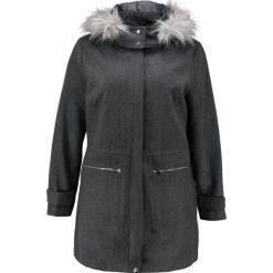 Płaszcze damskie: New Look Curves DUFFLE COAT Płaszcz wełniany /Płaszcz klasyczny grey