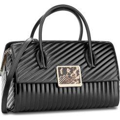 Torebka CAVALLI CLASS - Celebrity C73PWCGC0042999 Black 999. Czarne kuferki damskie marki Cavalli Class. W wyprzedaży za 879,00 zł.