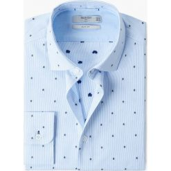 Koszule męskie na spinki: Mango Man – Koszula Star