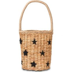 """Torba koszyk """"Gwiazdy"""" bonprix beżowy. Brązowe torebki klasyczne damskie bonprix. Za 49,99 zł."""