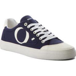 Tenisówki MARC O'POLO - 802 24373501 801 Navy 890. Niebieskie tenisówki męskie marki Marc O'Polo, z gumy. W wyprzedaży za 299,00 zł.