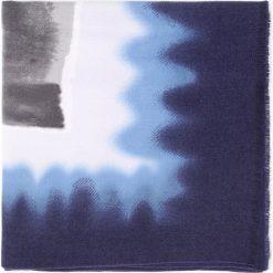 Niebiesko-Szary Szalik Blurred Colors. Niebieskie szaliki damskie other. Za 39,99 zł.
