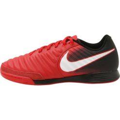 Buty skate męskie: Nike Performance TIEMPOX LIGERA IV IC Halówki university red/white/black