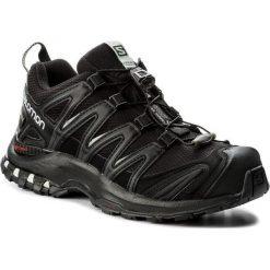 Buty trekkingowe damskie: Salomon Buty damskie XA PRO 3D GTX W Black/Black/Mineral Grey r. 41 1/3 (393329)