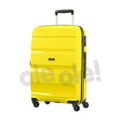 Walizki: American Tourister BonAir M 85A06002 (żółty)