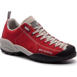Trekkingi SCARPA - Mojito 32605-350 Tomato. Czerwone buty trekkingowe damskie Scarpa. W wyprzedaży za 449,00 zł.