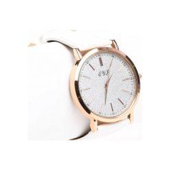 Biało-Złoty Zegarek You Have Won. Białe zegarki damskie other, złote. Za 39,99 zł.