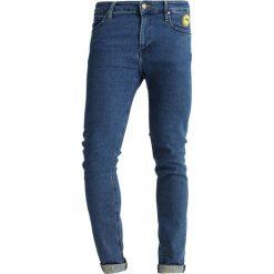 Spodnie męskie: Lee SMILEY MALONE Jeans Skinny Fit stone wash