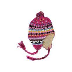 Czapka damska Peru różówa. Czerwone czapki zimowe damskie marki Art of Polo. Za 21,37 zł.