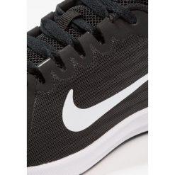 Nike Performance DOWNSHIFTER Obuwie do biegania treningowe black/white/dark grey. Czarne buty do biegania damskie marki Nike Performance, z materiału. Za 209,00 zł.