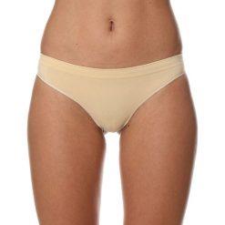 Stringi: Brubeck Stringi damskie Comfort Cotton beżowe r. XL (TH00182A)